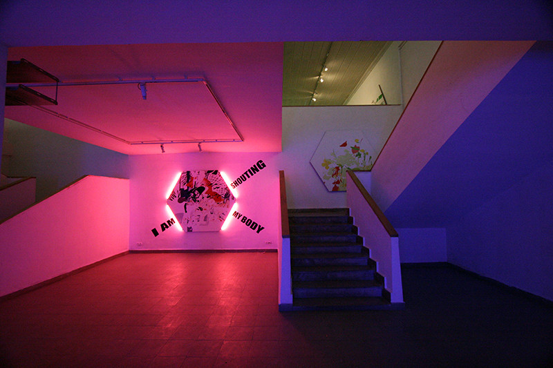 David Kareyan New Locality exhibition at NPAK/ACCEA