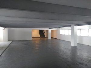 Interior of The Silver Building, Silvertown, development by Nick Hartwright / Soda Studio 2018
