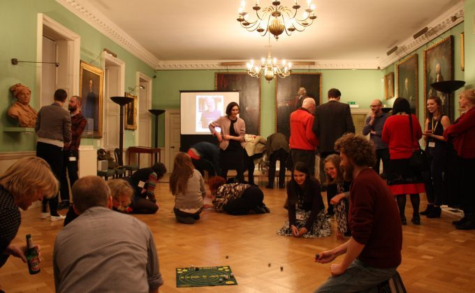 Foundling Museum closing event