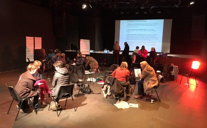 Peer Mentoring workshop at the ICA