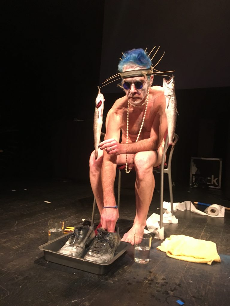 Ignacio Galilea at MEM Festival. Image Credit David Hornback