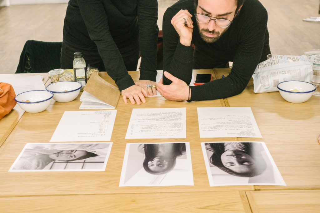 PEER FORUM at The Photographers' Gallery, Photo courtesy Daniel Regan