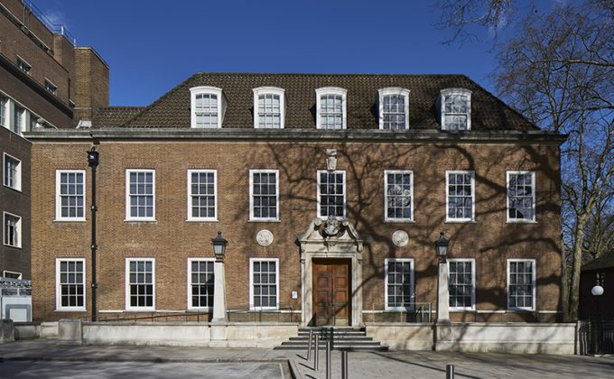 The Foundling Museum - photo courtesy and copyright GG Archard