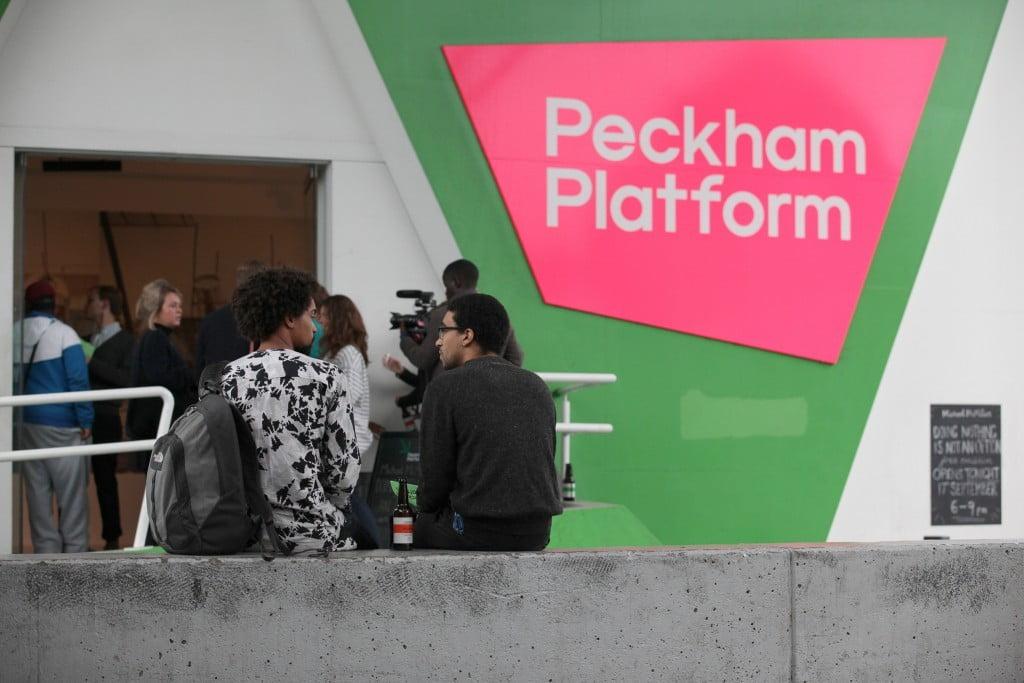 Peckham Platform: PEER FORUM participant